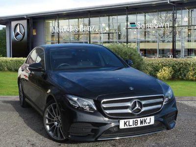 used Mercedes E350 E ClassAMG LINE PREMIUM PLUS Automatic 4-Door