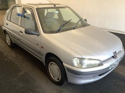 used Peugeot 106 1.6 XL 5dr Auto