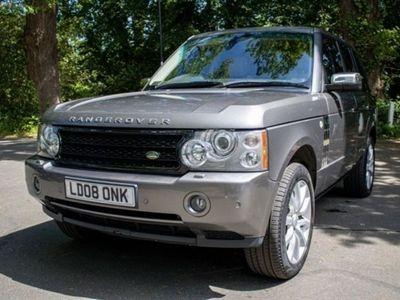 used Land Rover Range Rover 3.6 TDV8 VOGUE SE 5d 272 BHP