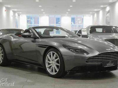 used Aston Martin DB11 4.0 V8 Volante Auto (s/s) 2dr