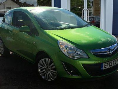 used Vauxhall Corsa 1.2 i Energy 3dr