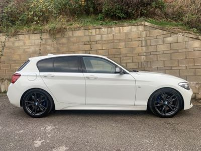 used BMW M140 1 SeriesSHADOW EDITION - M PERFORMANCE EXHAUST + MOTECH STANCE Auto 5-Door