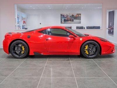 used Ferrari 458 SPECIALE