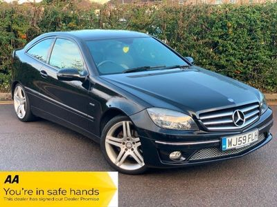 used Mercedes CLC160 CLBLUEEFFICIENCY SPORT 1.6 3dr