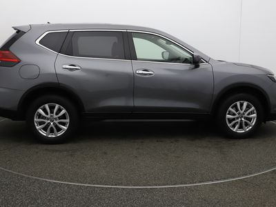 used Nissan X-Trail DCI ACENTA XTRONIC 1.8 5dr