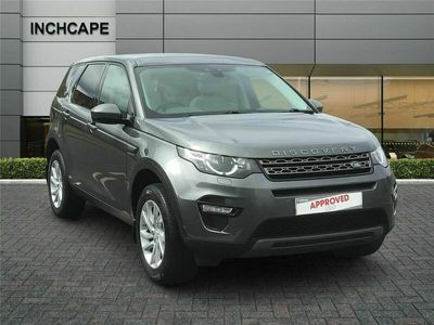 used Land Rover Discovery Sport Diesel Sw 2.0 TD4 180 SE Tech 5dr Auto