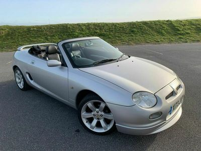 used MG F 1.8 i VVC 2dr