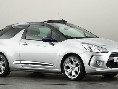 used Citroën DS3 Cabriolet