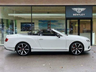 used Bentley Continental GT V8 S 4.0 2dr