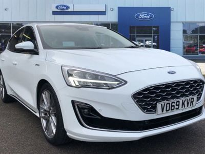 used Ford Focus Vignale 1.0 Ecoboost 125 5Dr