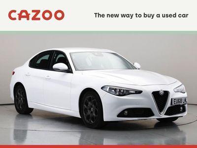 used Alfa Romeo Giulia Giulia 2LT