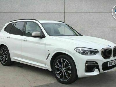 used BMW X3 X3 SeriesM40i 3.0 5dr