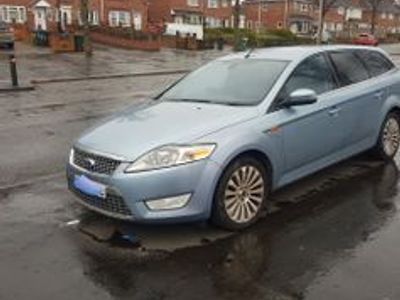 used Ford Mondeo 2.0 TDCi Ghia 5dr