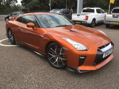 used Nissan GT-R 3.8 Prestige 2dr Auto Coupe