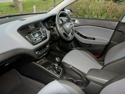 used Hyundai i20 1.4 CRDi Premium 5dr hatchback 2016