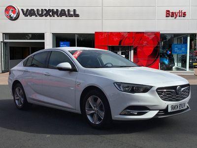 used Vauxhall Insignia SRI