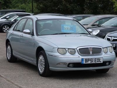 used Rover 75 2.5 V6 Connoisseur 4dr
