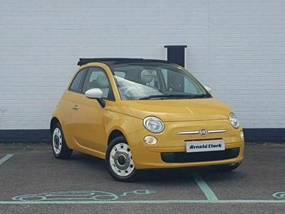 used Fiat 500C 1.2 Colour Therapy
