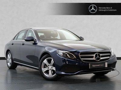 used Mercedes E200 E-Class SaloonSE 2.0 4dr