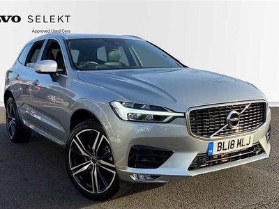 used Volvo XC60 II T5 AWD R-Design Pro Automatic 2.0 5dr