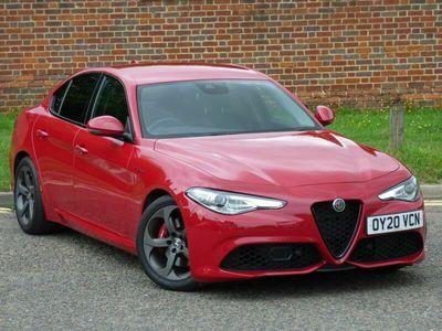 used Alfa Romeo Giulia 2.0 Veloce