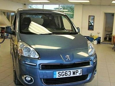 used Peugeot Partner Tepee WHEEL CHAIR ACCESS VEHICLE- AUTOMATIC GEARBOX 5-Door