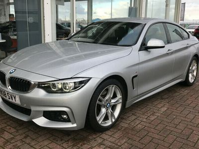 used BMW 430 4 SERIES i M Sport 5dr Auto [Professional Media]