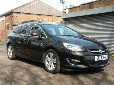 used Vauxhall Astra 1.6 i VVT 16v SRi 5dr LPG GAS COVERSION FITTED