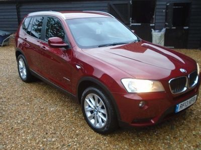 used BMW X3 Estate xDrive20d SE 5d Step Auto