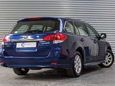 used Subaru Legacy Tourer 2.0i ES Nav 5d