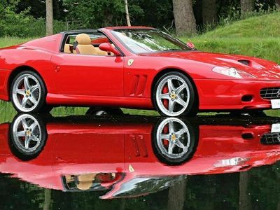 used Ferrari Superamerica 575