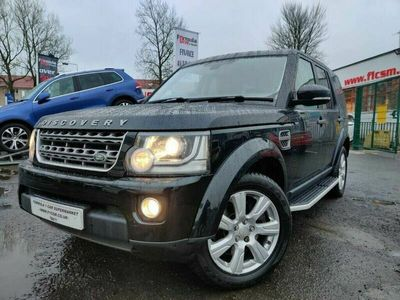 used Land Rover Discovery 4 3.0 SD V6 XS