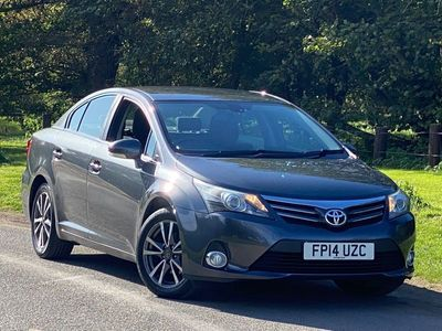used Toyota Avensis 2.0 D-4D Icon 4dr
