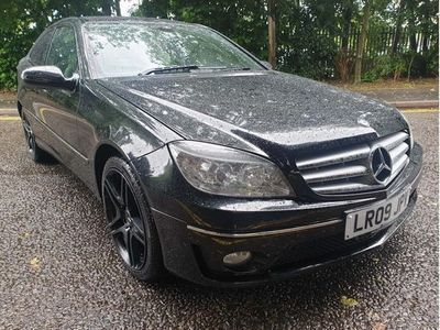 used Mercedes CLC200 CLC 2.1CDI SE 3d 122 BHP 3-Door