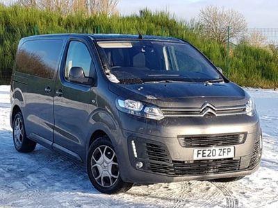used Citroën Spacetourer 2.0 BlueHDi 120 Feel M [8 Seat] 5dr EAT8