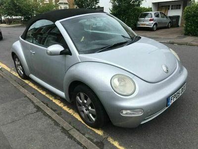 used VW Beetle 2.0 S