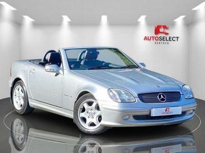 used Mercedes SLK200 SLK 2.0KOMPRESSOR 2d 163 BHP
