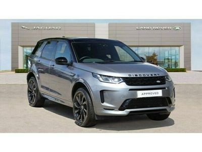 used Land Rover Discovery Sport 2.0 D180 R-Dynamic SE 5dr Auto