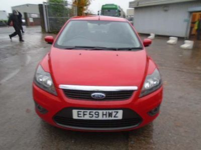 used Ford Focus 1.8 Zetec 5dr