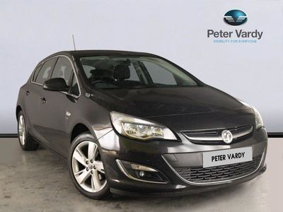 used Vauxhall Astra 1.4T 16V SRi 5dr