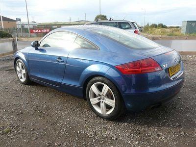used Audi TT 2.0 TFSI 2dr **Full Cream Leather**BOSE** Coupe 2008