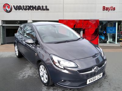 used Vauxhall Corsa ENERGY AC ECOFLEX ** HTD SEATS/STEERING WHEEL ** Hatchback hatchback special eds