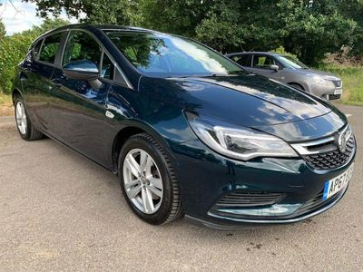 used Vauxhall Astra 1.6 CDTi BlueInjection Tech Line Nav (s/s) 5dr