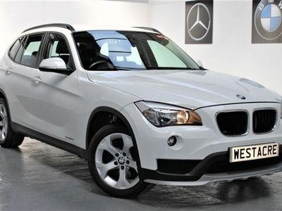 used BMW X1 2.0 SDRIVE18D SE 5d 141 BHP DAB, EXCELLENT SERVICE HISTORY, DSC