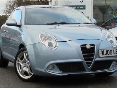 used Alfa Romeo MiTo LUSSO JTDM 3-Door Hatchback 2009