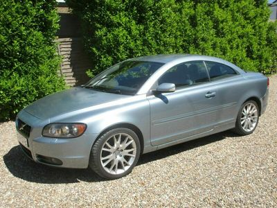 used Volvo C70 2.4 i SE Lux Geartronic 2dr