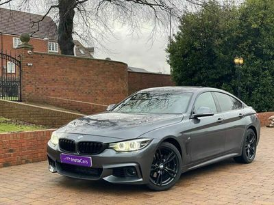 used BMW 420 Gran Coupé 4 Series Gran Coupe 2.0 d M Sport (s/s) 5dr