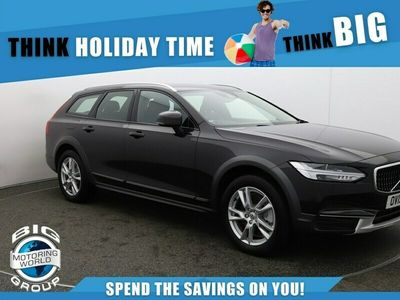used Volvo V90 CC T5 AWD for sale | Big Motoring World