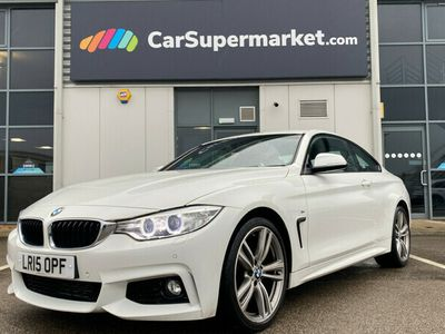 used BMW 418 4 SeriesM Sport Auto [Professional Media]