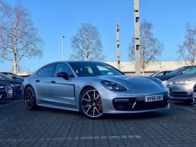 used Porsche Panamera 4.0T V8 GTS PDK 4WD (s/s) 4dr